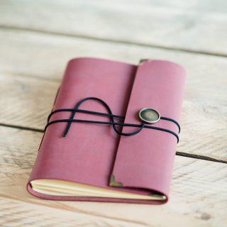 bruiloft-gastenboek-roze-