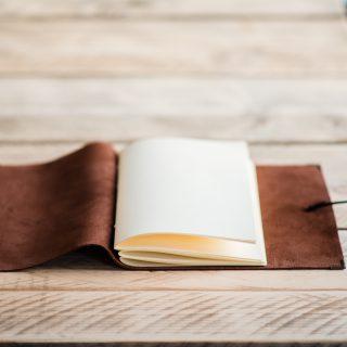 leer-vintage-journal-handgemaakt-sienna-licht-bruin-oranje
