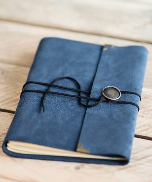 lujo-Azul-libro-de-firmas-para-boda